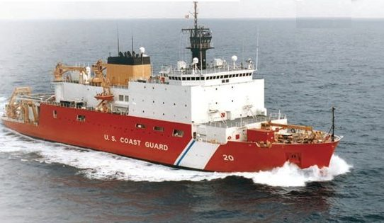 alphaver us coast guard ship